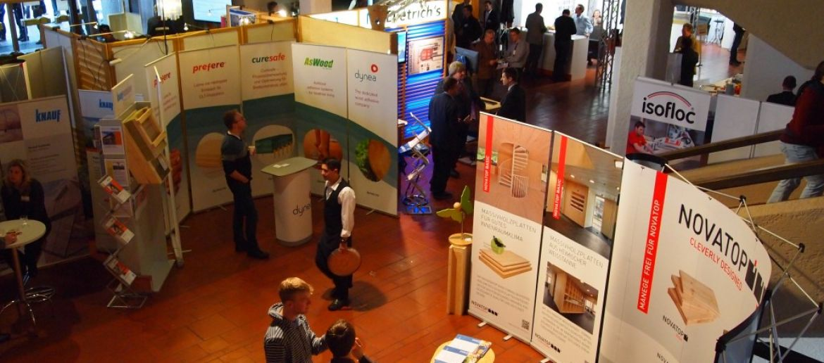 Internationale Holzbau Forum 2014